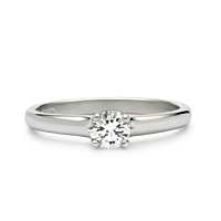 Solitaire Diamond Ring, 0.40Ct