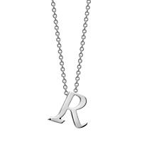 Gold Initials - R