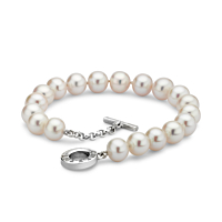 Chinese Cultured Pearl Bracelet