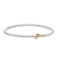 Cellini Akoya Pearl Toggle Necklace