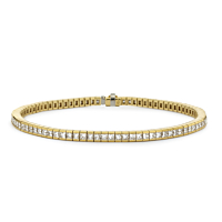 18Ct Gold Diamond Bracelet
