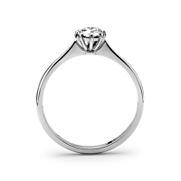 Solitaire Diamond Ring, 0.30Ct