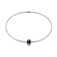 Silver 42Cm Collar
