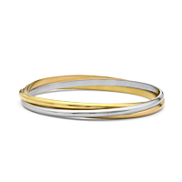 Three Colour Russian Bangle