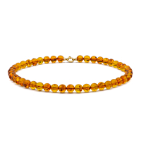 Amber Necklace, 45Cm