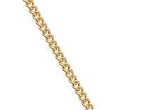 """Yg Curb Chain 40Cm (16)"""""""
