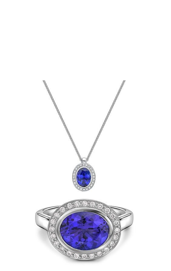 Tanzanite Collection